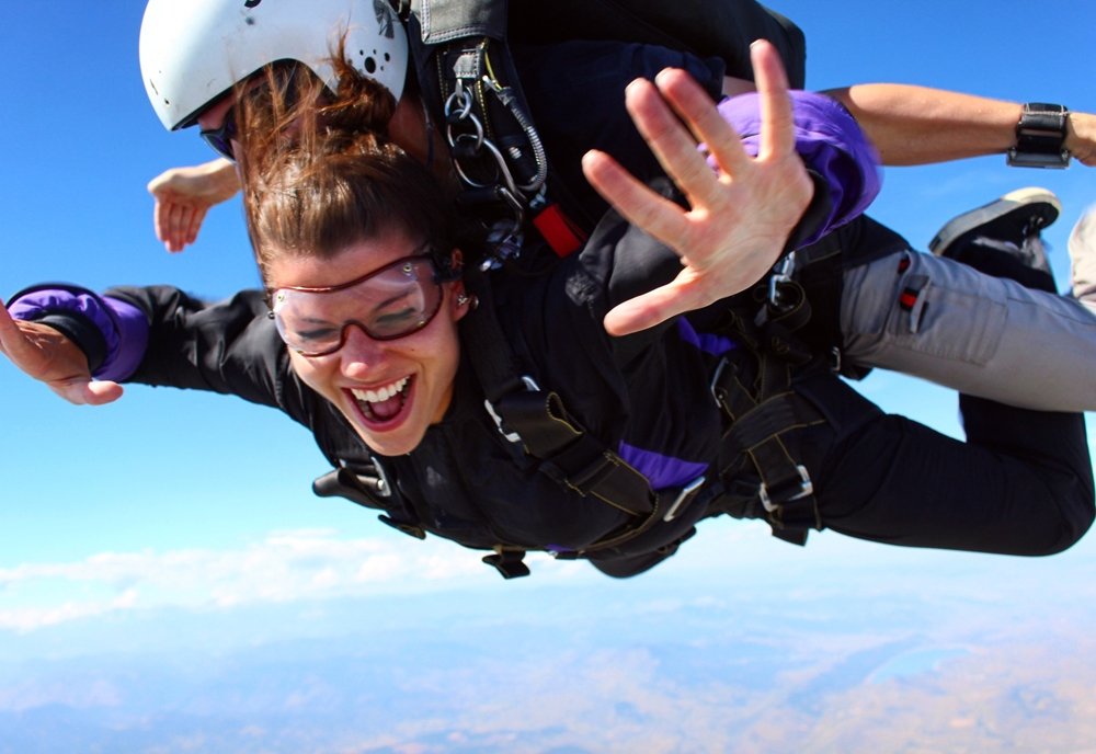 There might be some good reasons to get back in touch with our young thrill-seeking ways.