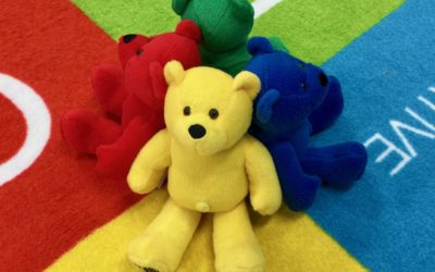 Adopt a new way of thinking: Meet our Bears!