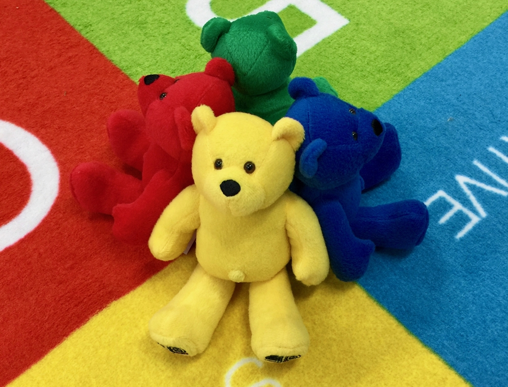 Meet the Herrmann bears!